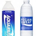 脱水症状に対処できる飲み物は?アクエリアスとポカリスエットの効果も比較!