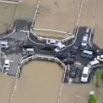 冠水の意味とは?浸水、洪水、水没との違いについても解説!