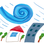 台風一過の意味や気温が上昇する理由。「台風一過の秋晴れ」とは?